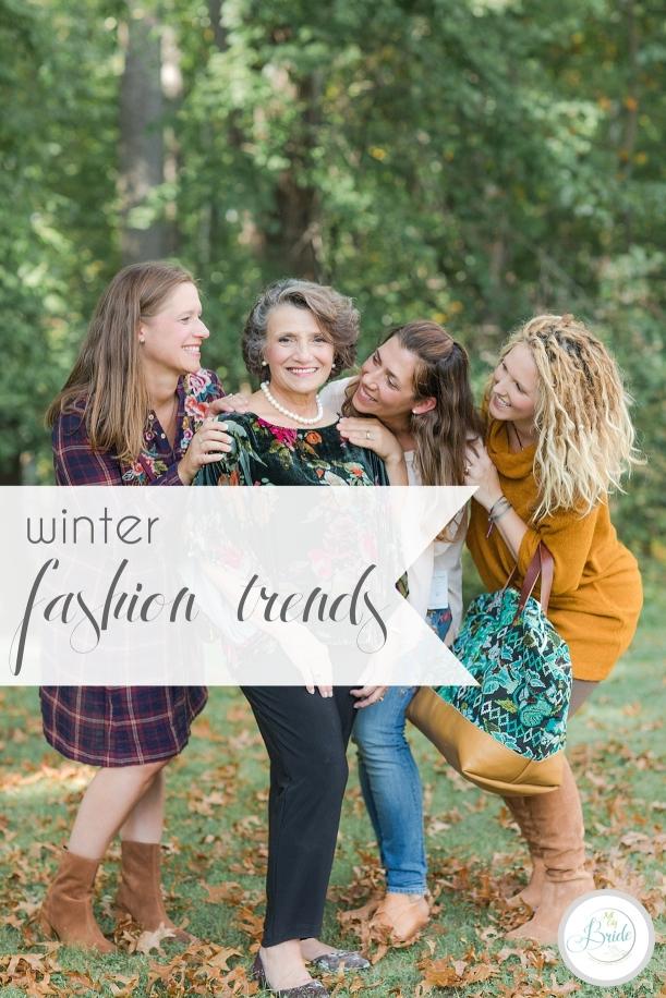 Winter Fashion Trends | Hill City Bride Lynchburg Virginia Wedding Blog
