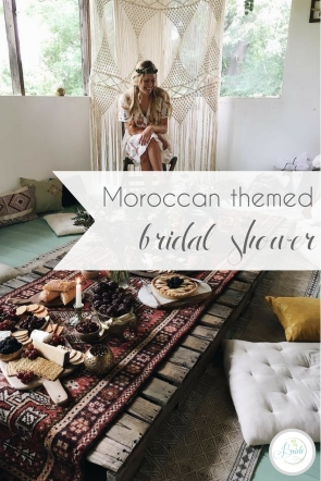 Moroccan Themed Bridal Shower | Hill City Bride Virginia Wedding Blog