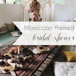 Moroccan Themed Bridal Shower | Hill City Bride Virginia Wedding Blog