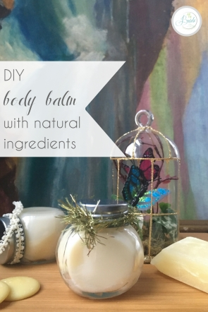 DIY Body Balm with Natural Ingredients | Hill City Bride Virginia Wedding Blog DIY
