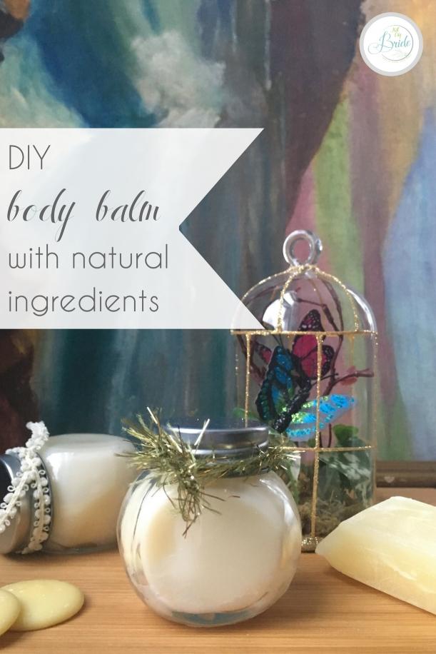 DIY Body Balm with Natural Ingredients | Hill City Bride Virginia Wedding Blog DIY