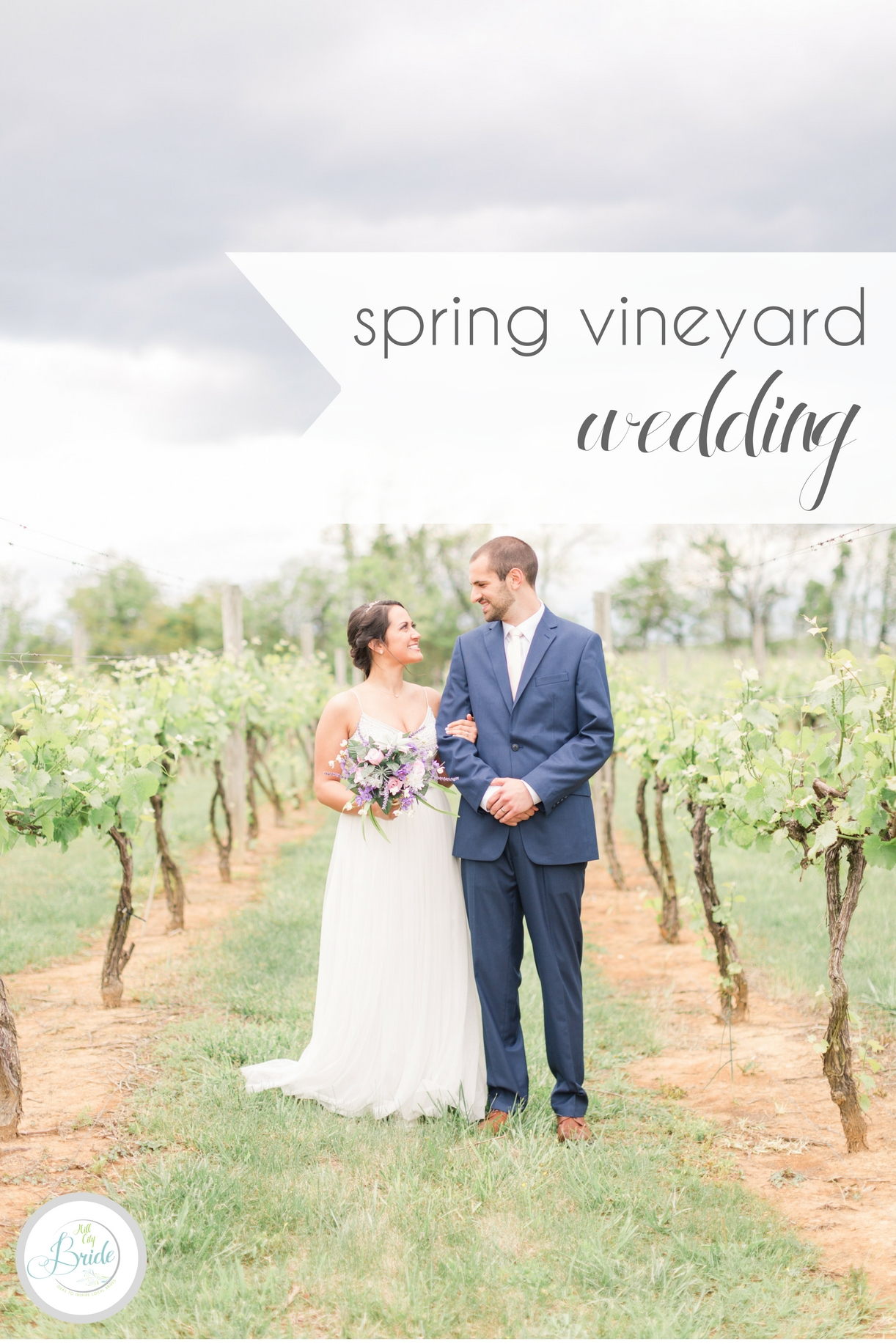 Spring Vineyard Wedding | Hill City Bride Virginia Weding Blog