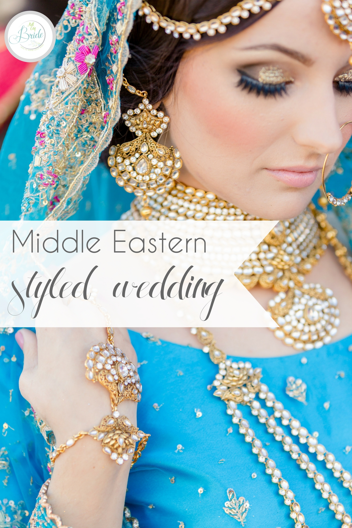 Middle Eastern Wedding {Styled Shoot} » Hill City Bride ...