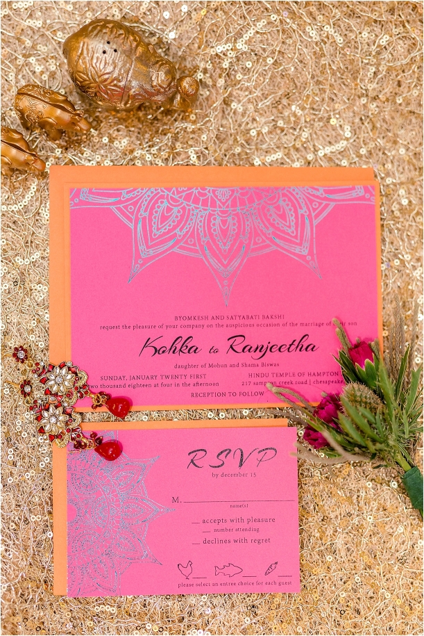Middle Eastern Wedding | Hill City Bride Virginia Wedding Blog Travel Destination - invitations, stationery