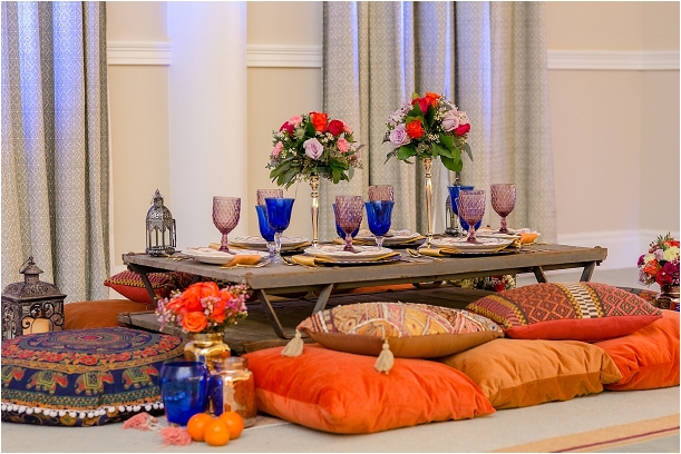 Middle Eastern Wedding | Hill City Bride Virginia Wedding Blog Travel Destination - decor, reception