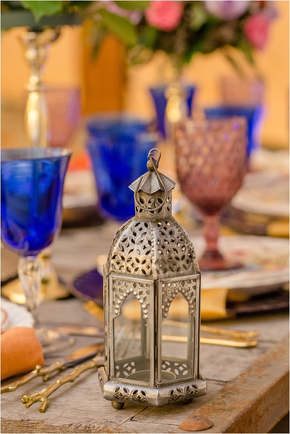 Middle Eastern Wedding | Hill City Bride Virginia Wedding Blog Travel Destination - lantern