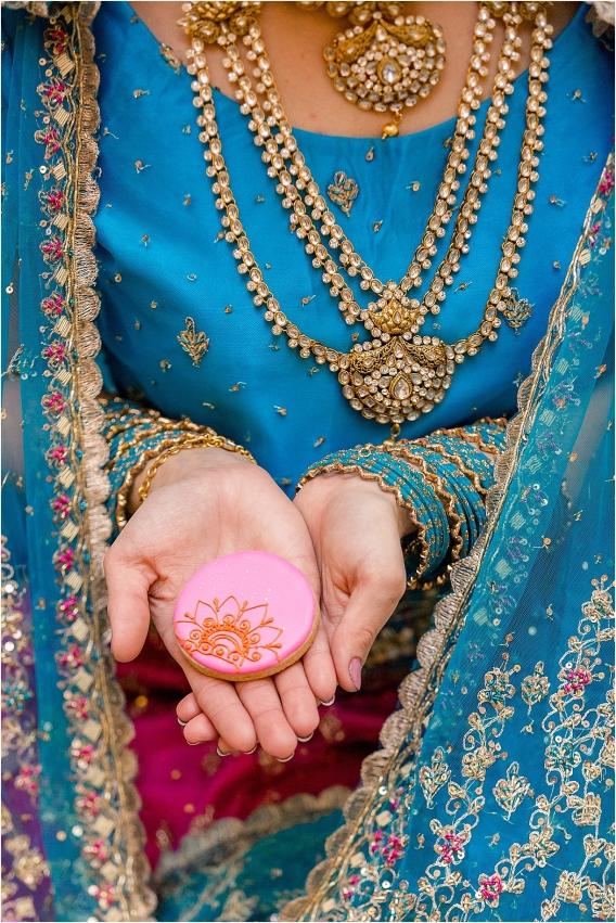 Middle Eastern Wedding | Hill City Bride Virginia Wedding Blog Travel Destination - henna, cookie