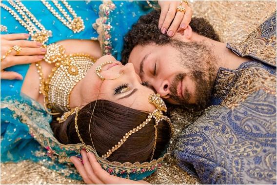 Middle Eastern Wedding | Hill City Bride Virginia Wedding Blog Travel Destination - bride and groom