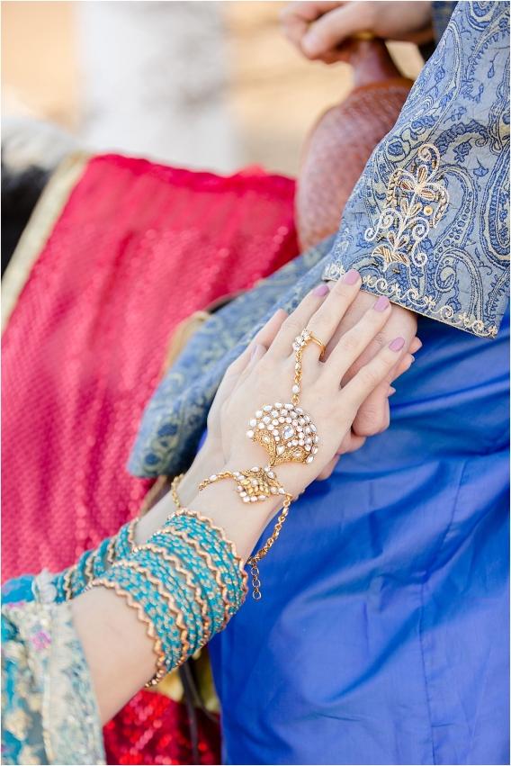Middle Eastern Wedding | Hill City Bride Virginia Wedding Blog Travel Destination - jewelry