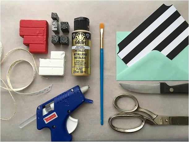 DIY Faux Wax Seals for Envelopes | Hill City Bride Virginia Wedding Blog