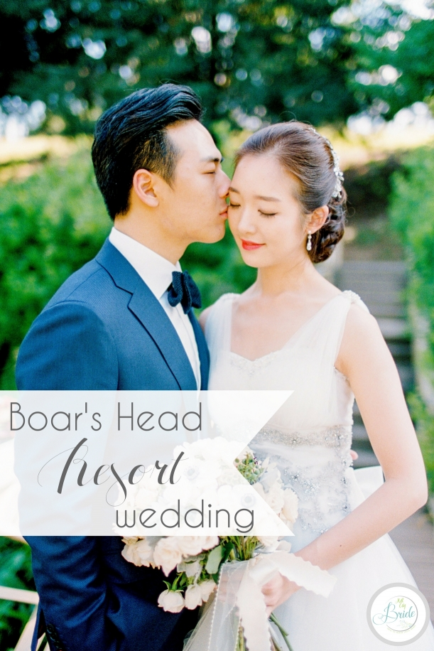 Boar's Head Resort Wedding Charlottesville | Hill City Bride Virginia Wedding Blog