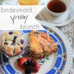 Bridesmaid Spring Brunch | Hill City Bride Virginia Wedding Blog