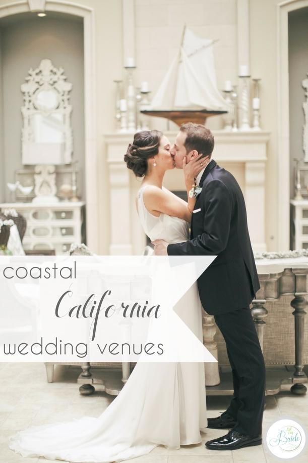 Coastal California Wedding Venues | Hill City Bride Destination Wedding Blog
