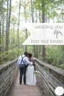 Wedding Day Tips from Real Brides | Hill City Bride Virginia Wedding Blog