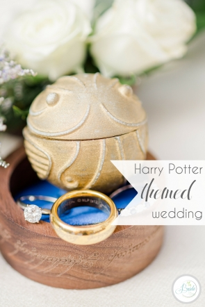 Harry Potter Themed Wedding | Hill City Bride Virginia Wedding Blog