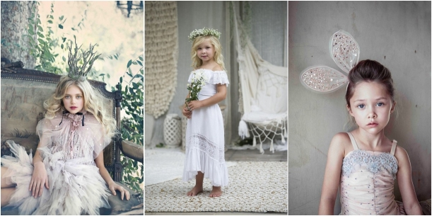 Rent Flower Girl Dresses with Rainey