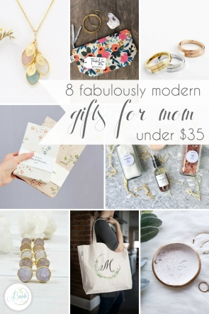 Mother's Day Gifts for Mom | Hill City Bride Virginia Blog