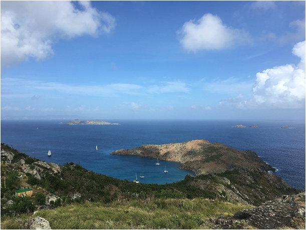 Traveling the French Caribbean Islands - Windstar Cruise - St. Barts Barths | Hill City Bride Wedding Travel Blog Virginia