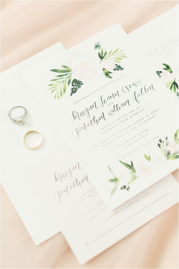 Virginia Manor Wedding | Hill City Bride Virginia Wedding Blog