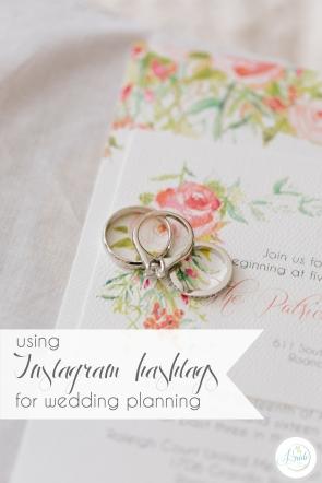 Using Instagram Hashtags for Wedding Planning   Hill City Bride Virginia Wedding Blog