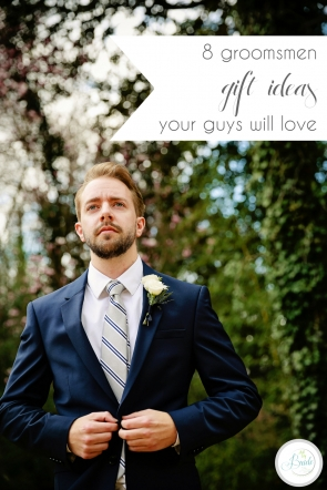 Groomsmen Gift Ideas | Hill City Bride Virginia Wedding Blog