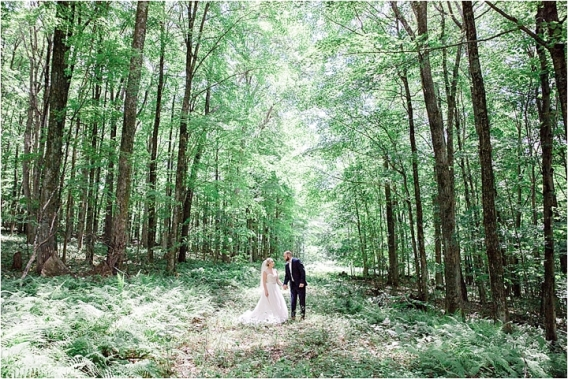 Virginia Mountainside Wedding | Hill City Bride Virginia Wedding Blog