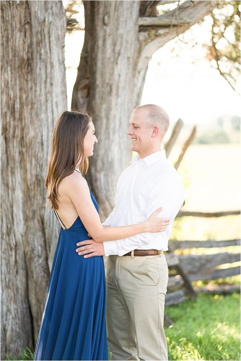 Manassas Engagement Session | Hill City Bride Virginia Wedding Blog