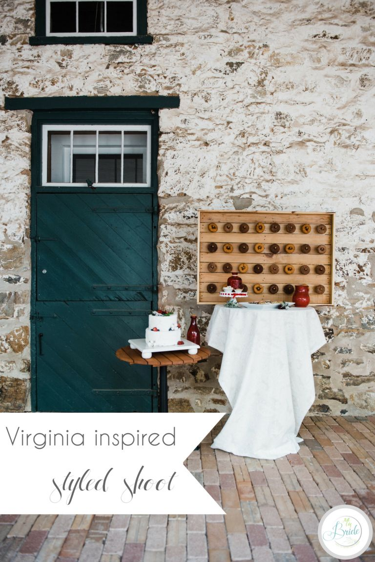 Virginia Inspired Styled Shoot | Hill City Bride Wedding Blog