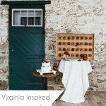 Virginia Inspired Styled Shoot   Hill City Bride Wedding Blog