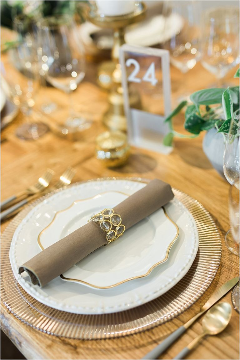 Simple High Impact Wedding Tabletop Ideas | Hill City Bride Wedding Blog
