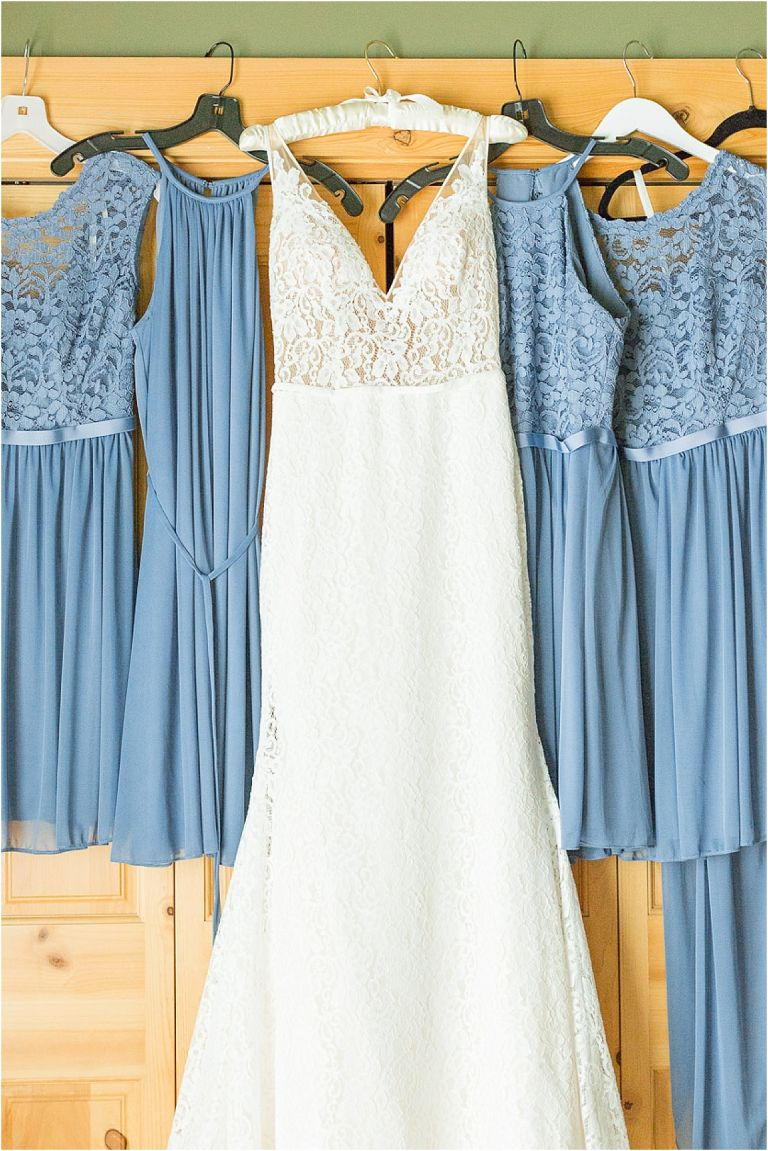 Waynesboro Wedding Blue | Hill City Bride Virginia Wedding Blog