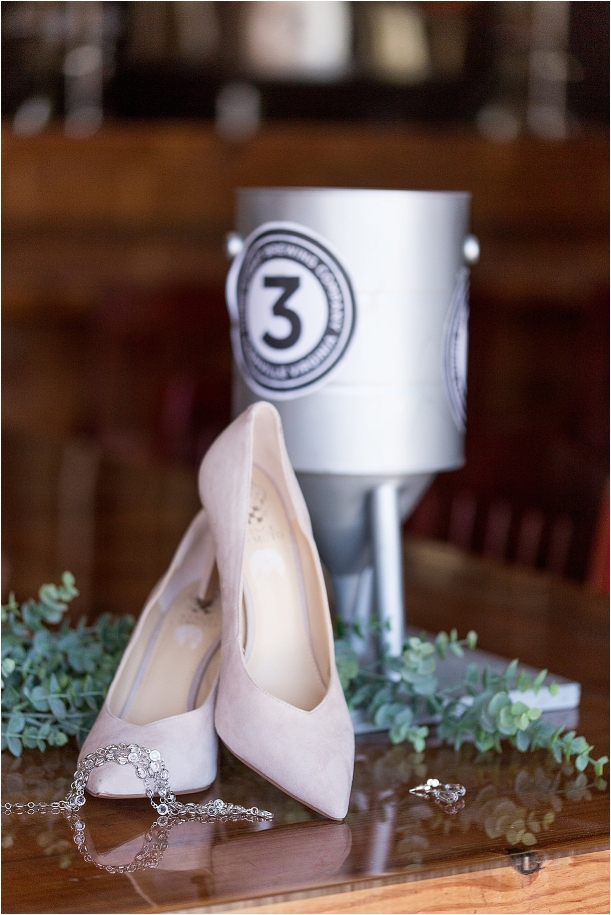 Adorably Detailed Brewery Wedding Styled Shoot | Hill City Bride Virginia Wedding Blog