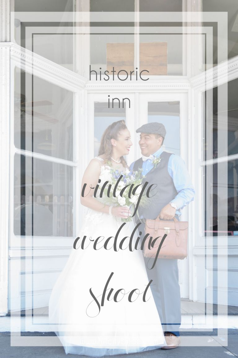 Boxwood Inn Vintage Wedding | Hill City Bride Virginia Wedding Blog