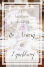 Vintage Heirloom DIY Wedding at the Aviary in Lynchburg Virginia Purple Lavender | Hill City Bride Wedding Blog