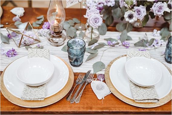 Vintage Heirloom DIY Wedding at the Aviary in Lynchburg Virginia Purple Lavender | Hill City Bride Wedding Blog Amici Home