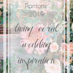 Pantone 2019 - Living Coral Wedding Inspiration | Color of the Year Hill City Bride Virginia Wedding Blog
