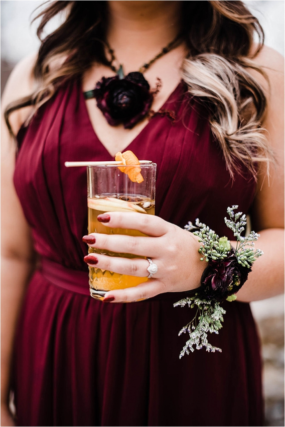 His Hers Sake Wedding Cocktail Recipes | Hill City Bride Virginia Wedding Blog