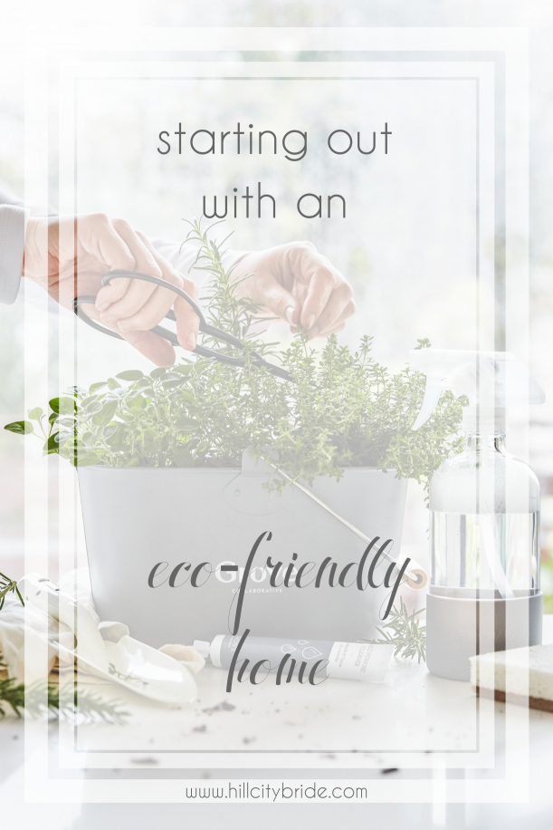 Eco-friendly Home Tips | Grove Collaborative | Hill City Bride Virginia Wedding Blog Newlyweds