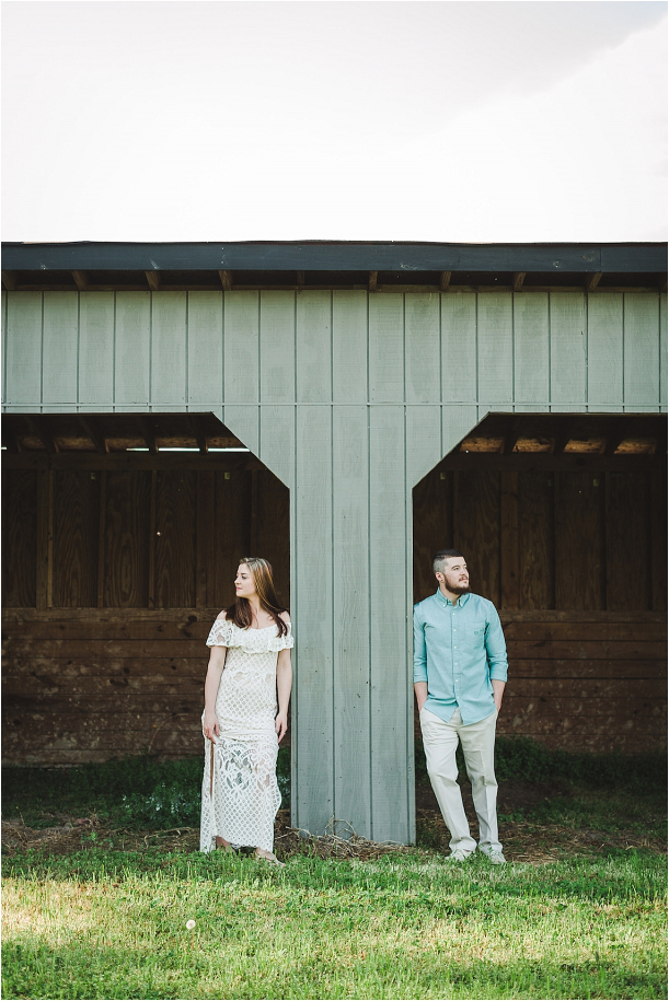 Rustic Farm Engagement Sesison in Suffolk Virginia | Hill City Bride Wedding Blog