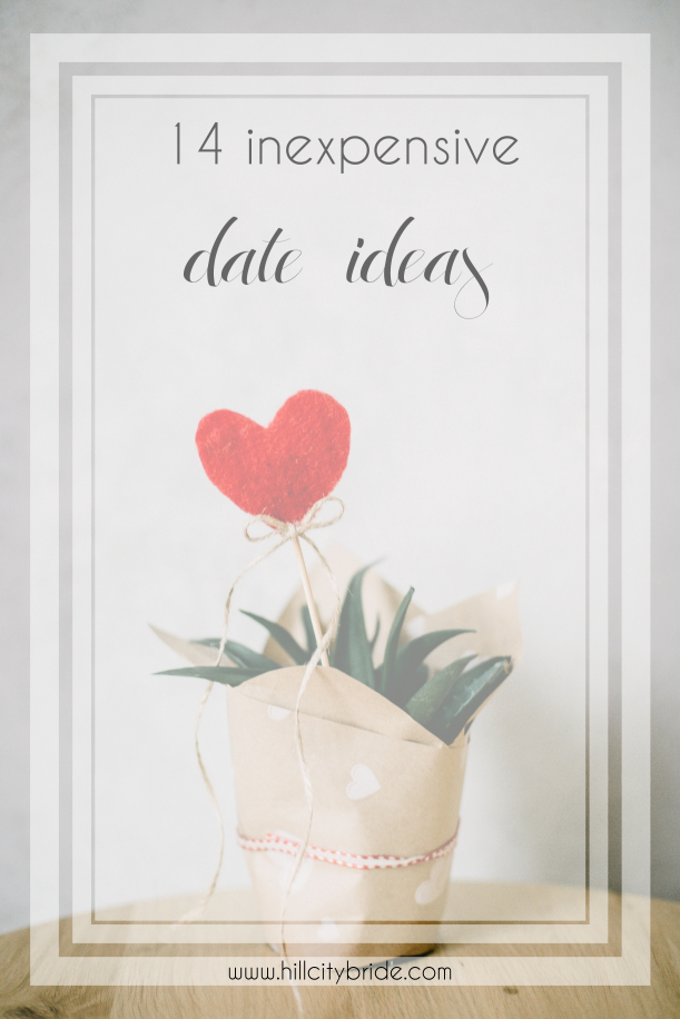Inexpensive Date Ideas for Valentines Day and Beyond Budget Friendly Dates | Hill City Bride Virginia Wedding Blog Valentine