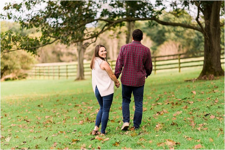 Rural Rustic Farm Engagement Session | Hill City Bride Virginia Wedding Blog