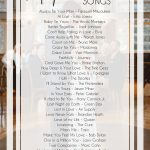30 First Dance Wedding Songs for a Reception for the Bride and Groom for Dancing | Hill City Bride Virginia Blog