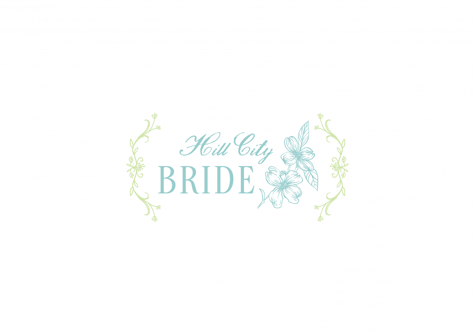 Hill City Bride Virginia Wedding Blog Logo