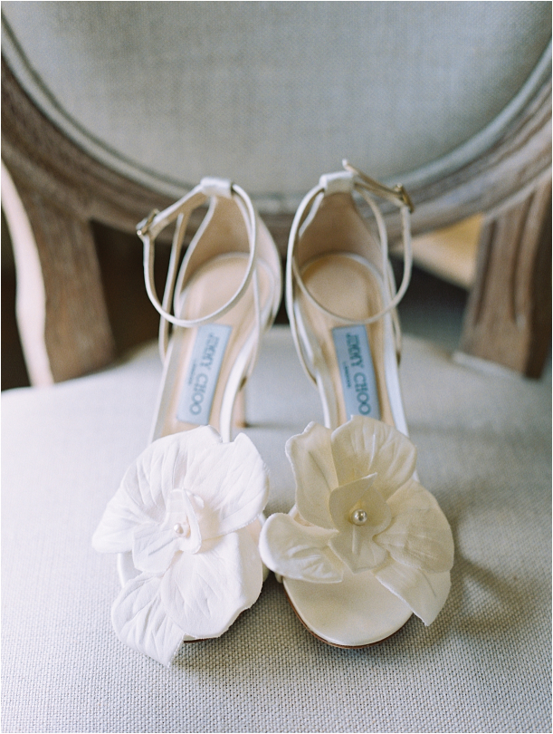 Gorgeous Pippin Hill Wedding in Charlottesville Virginia Shoes Jimmy Choo