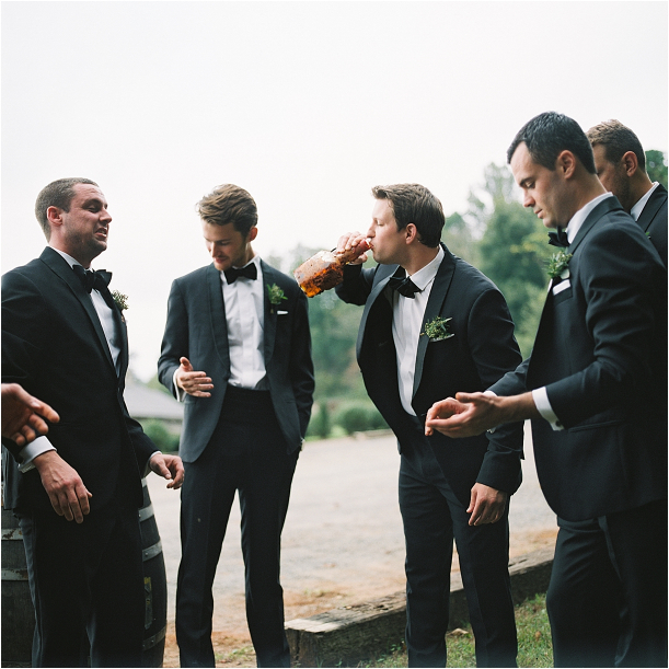 Gorgeous Pippin Hill Wedding in Charlottesville Virginia Bury Bourbon Southern Tradition