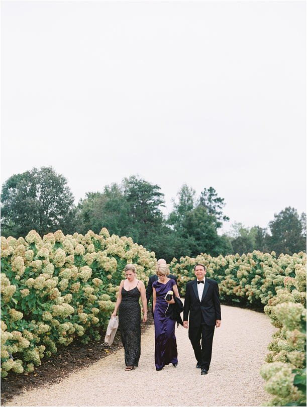 Gorgeous Pippin Hill Wedding in Charlottesville Virginia Guests