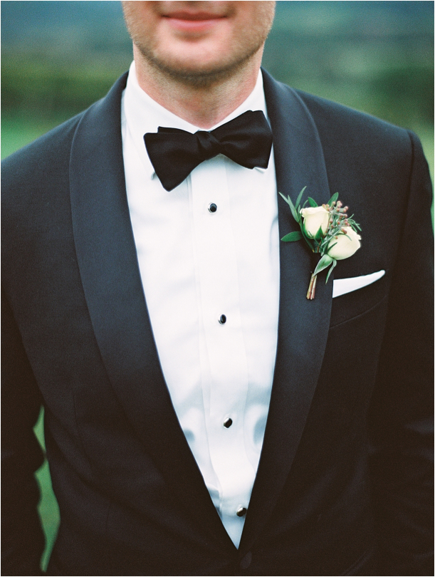 Gorgeous Pippin Hill Wedding in Charlottesville Virginia Groom