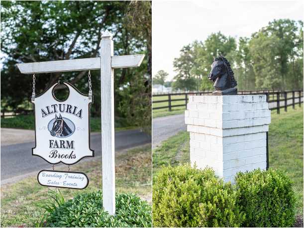 Alturia Farm Virginia Horse Farm Engagement Session | Hill City Bride Virginia Wedding Blog