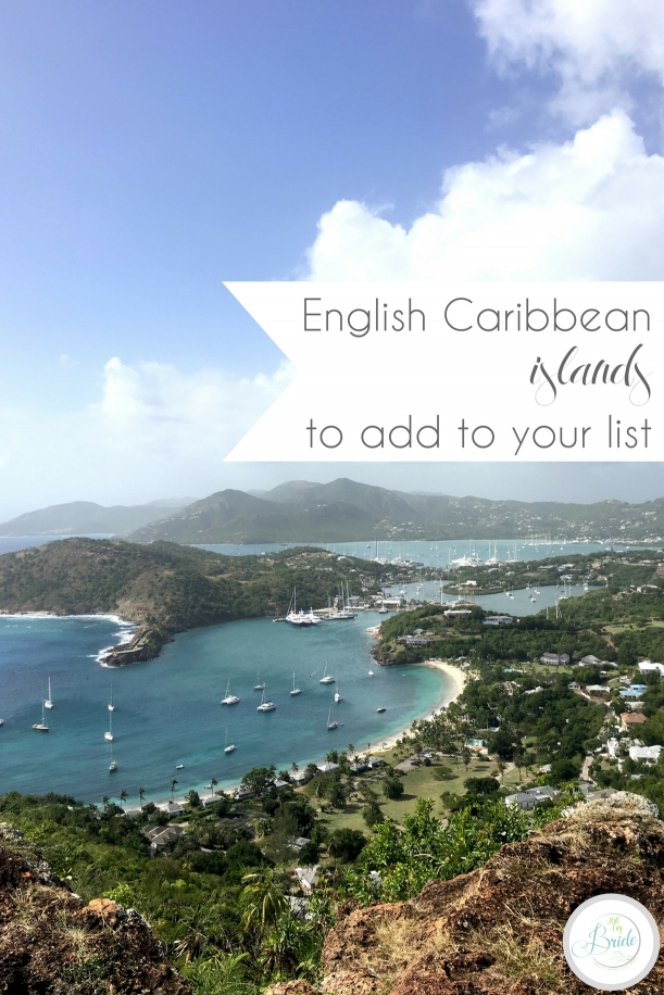 English Caribbean Islands Windstar Cruises | Hill City Bride Destination Wedding Travel Blog