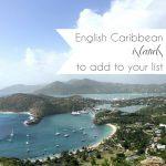 English Caribbean Islands Windstar Cruises | Hill City Bride Destination Wedding Travel Blog